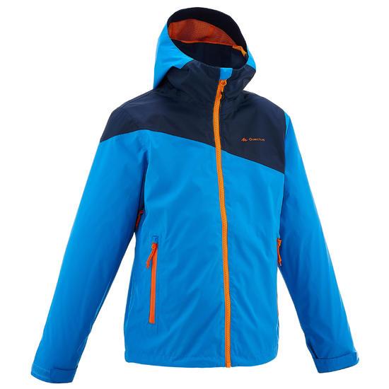 Regenjas voor trekking jongens Hike 900 - 759359
