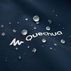 Regenjacke Wandern MH500 Kinder marineblau