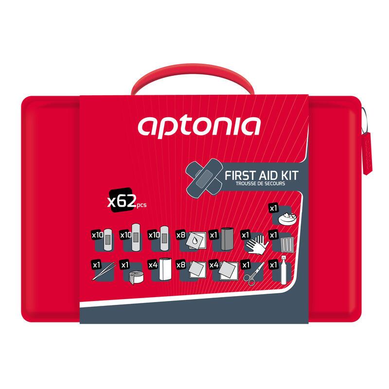 APTONIA first aid kit - 62 items