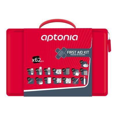 Trousse de 1er secours APTONIA - 62 pièces