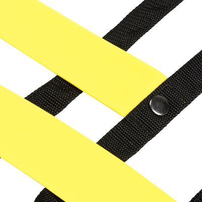 Escalera de entrenamiento Modular 4 metros amarillo