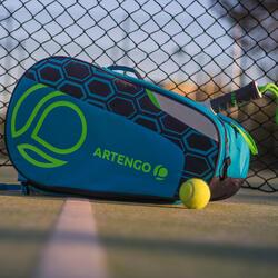 Sporttas voor racketsporten Essential 190 blauw - 76018