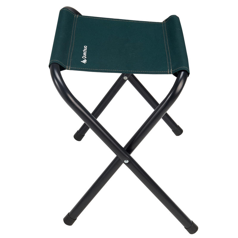Camping Stool (Foldable) - Green