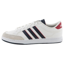 Sportschoenen heren vlset wit/rood - 760398