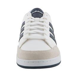 Sportschoenen heren vlset wit/rood - 760399