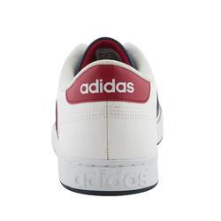 Sportschoenen heren vlset wit/rood - 760400