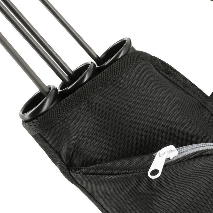 Pijlkoker boogschieten Club 700 linkshandig zwart