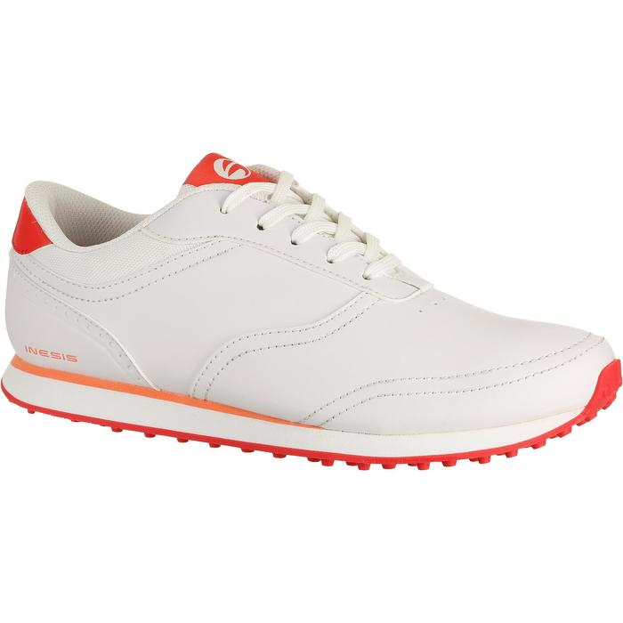 Spikeless 100 Women's Golf Shoes - White