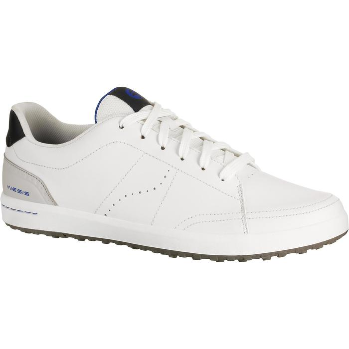 CHAUSSURES GOLF HOMME SPIKELESS 100 BLANCHES - 760549