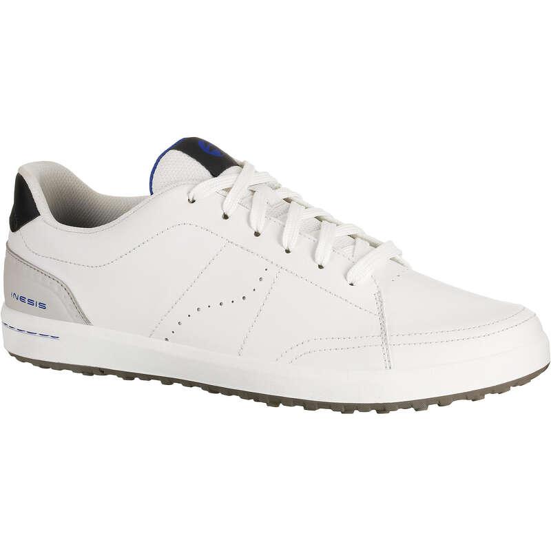 FÉRFI GOLFCIP#K MELEG ID#RE - Férfi golfcipő Spikeless 100  INESIS