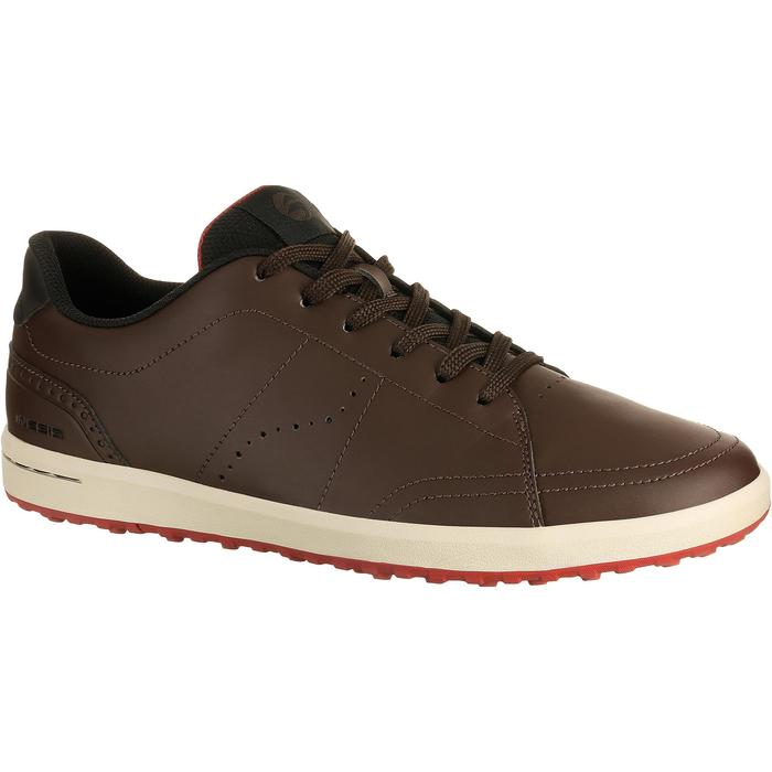 CHAUSSURES GOLF HOMME SPIKELESS 100 BLANCHES - 760550