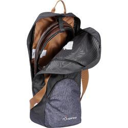 Bolsa Para Cabestro Equitación Fouganza Gris/Marrón