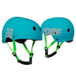 Wakeboardhelm Slam Jobe blauw