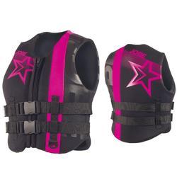 Gilet sports tractés femme progress Neo Pink (ISO)