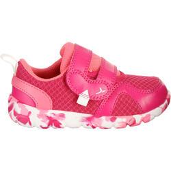 Schoentjes voor kleuterturnen Feasy Light roze/meerkleurenzool - 761462
