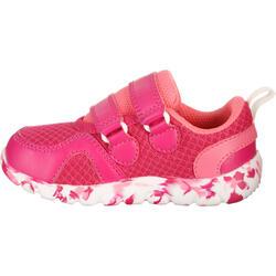 Schoentjes voor kleuterturnen Feasy Light roze/meerkleurenzool - 761463