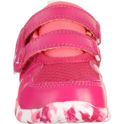 Schoentjes voor kleuterturnen Feasy Light roze/meerkleurenzool - 761468