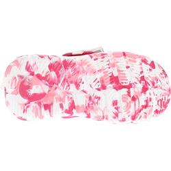 Schoentjes voor kleuterturnen Feasy Light roze/meerkleurenzool - 761469