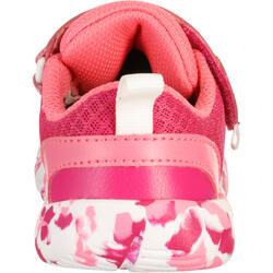 Schoentjes voor kleuterturnen Feasy Light roze/meerkleurenzool - 761470