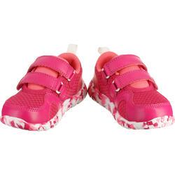Schoentjes voor kleuterturnen Feasy Light roze/meerkleurenzool - 761472