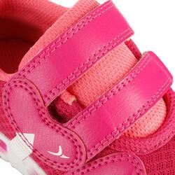 Schoentjes voor kleuterturnen Feasy Light roze/meerkleurenzool - 761473