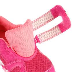 Schoentjes voor kleuterturnen Feasy Light roze/meerkleurenzool - 761475