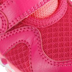 Schoentjes voor kleuterturnen Feasy Light roze/meerkleurenzool - 761476