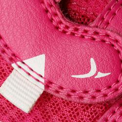 Schoentjes voor kleuterturnen Feasy Light roze/meerkleurenzool - 761486