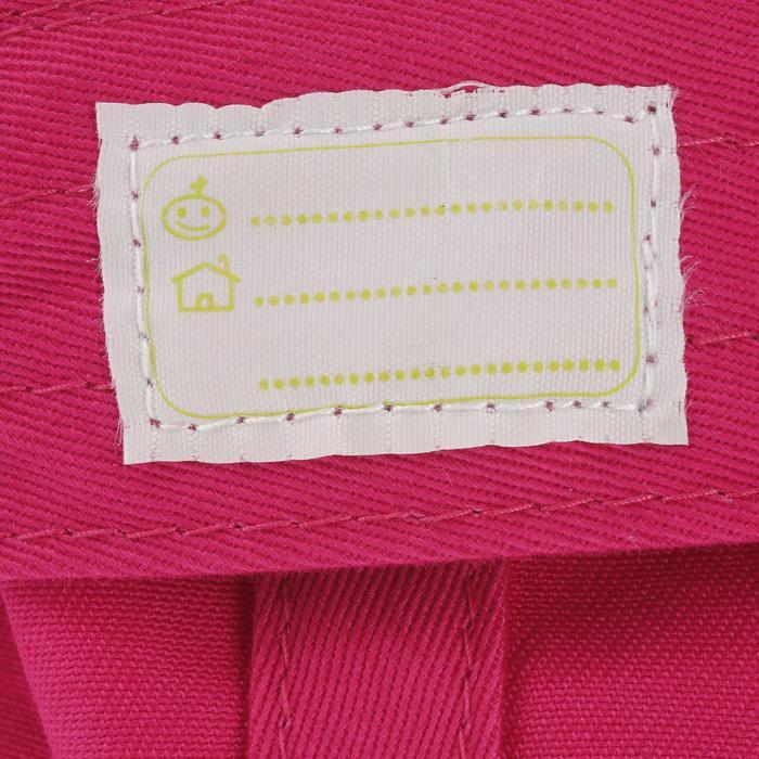 Schirmmütze Baby rosa