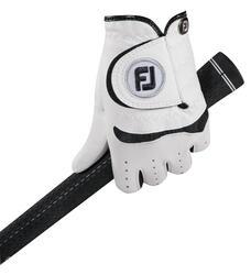 Golfhandschoen voor kinderen wit - 761735