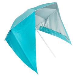 PARUV Windstop Beach Umbrella - Blue Blue