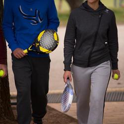 Hoodie racketsporten Soft dames - 76178