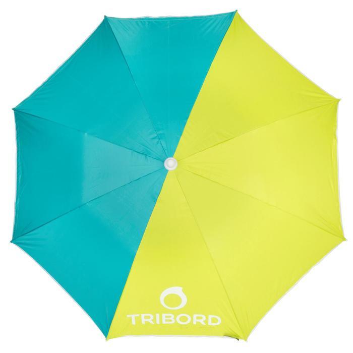 Parasol PARUV Windstop Azul Verde