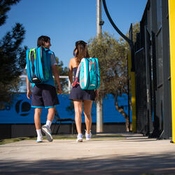 Sporttas voor racketsporten Essential 190 blauw - 76216