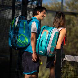Sporttas voor racketsporten Essential 190 blauw - 76217