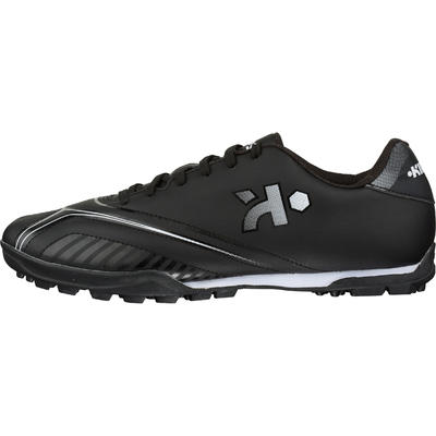 Agility 300 HG Adult Hard Ground Football Trainers - Black White