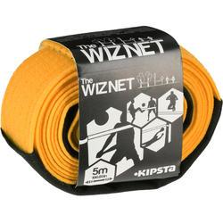 Beachvolleyballnetz The WizNet bis 5m orange