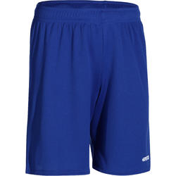 Basketbalbroekje B300 kinderen blauw