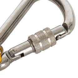 Lifeline met 2 veiligheidsmusketons geel - 762729