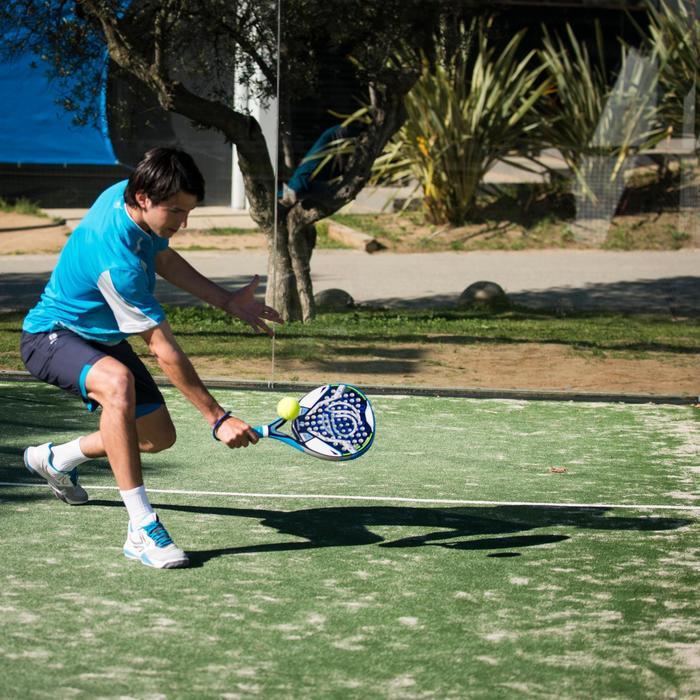 Padel racket PR860 Comfort Blauw/Groen