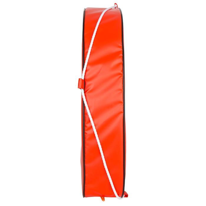 Bouée fer à cheval bateau orange - 762774