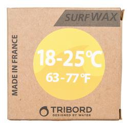 Surfwax koud water van 10 tot 17°C voor de winter
