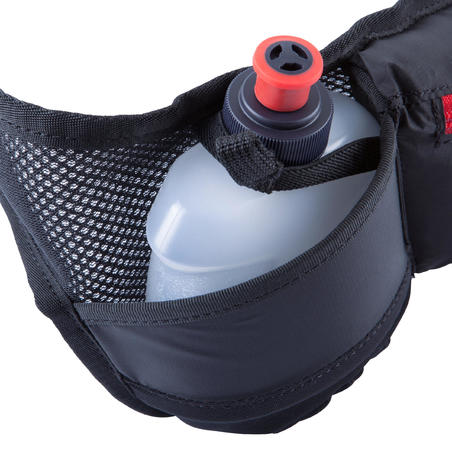 RUNNING WAISTBAND 2 WATER BOTTLES 250ml