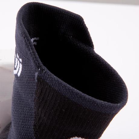 Chaussette de running kiprun strap noire kalenji - Poids cheville decathlon ...