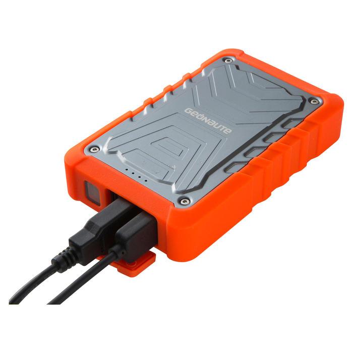 Mobiles Ladegerät Nomade OnPower 710 10.050mAh + LED