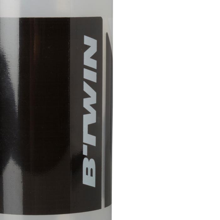 Bidon 750 ml doorzichtig met kapje - 763682