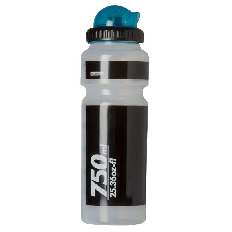 ROAD MTB BOTTLES Water Bottles - Cycling Bottle - 750ml B'TWIN - Nutrition and Body Care