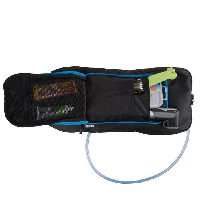 Mochila de hidratación BTT 500 azul