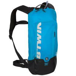 Mochila de hidratación BTT 520 azul