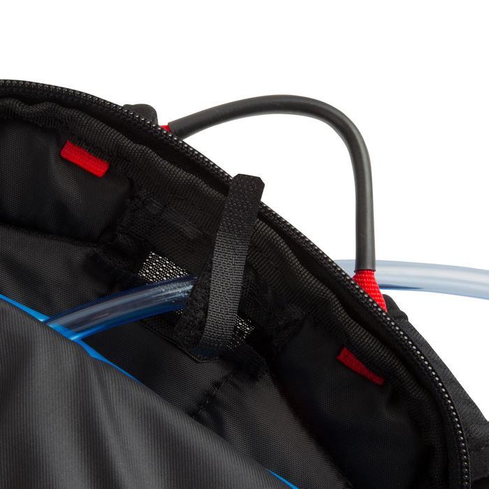 Trinkrucksack 520 rot/schwarz